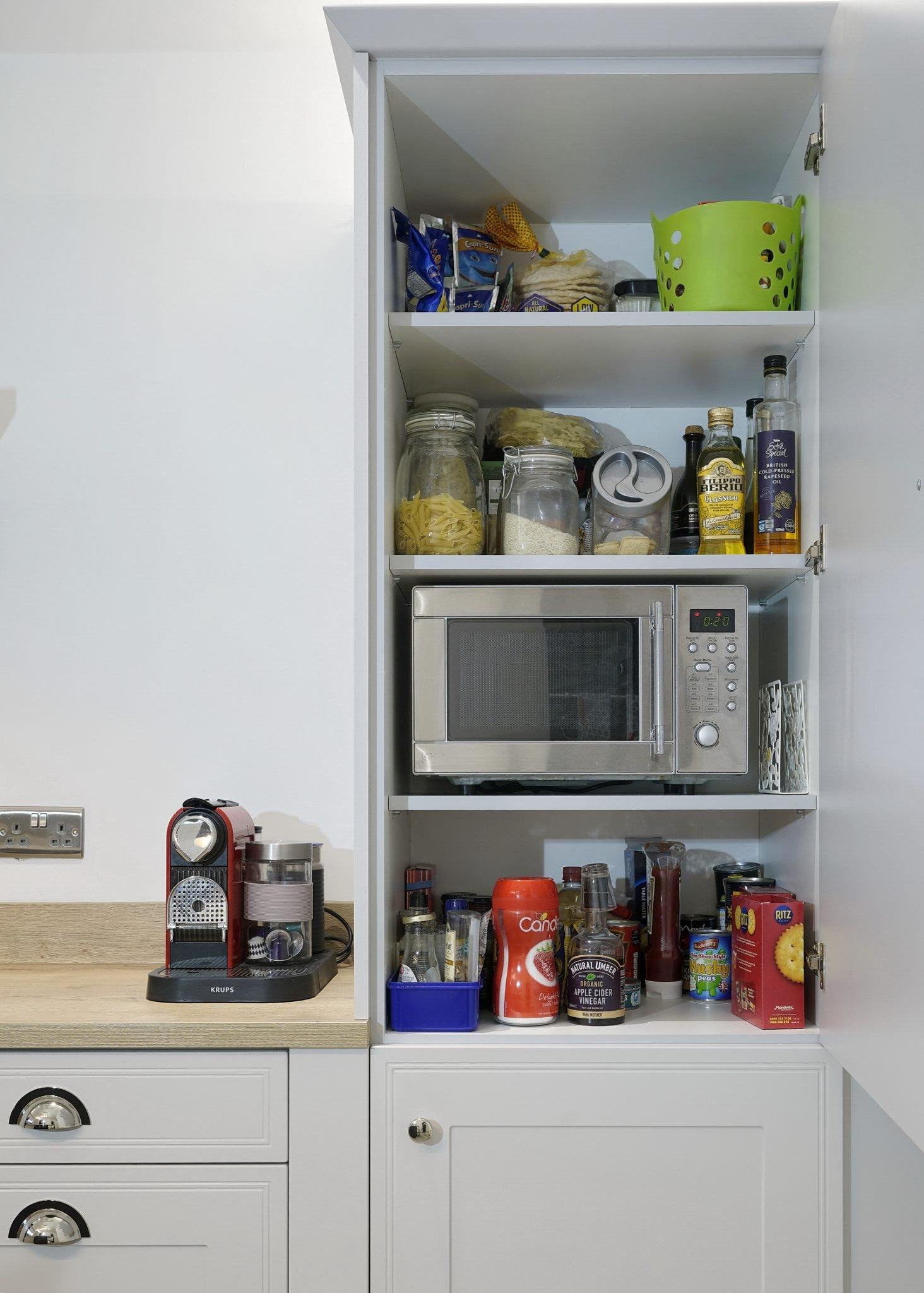 Larder Storage tricks