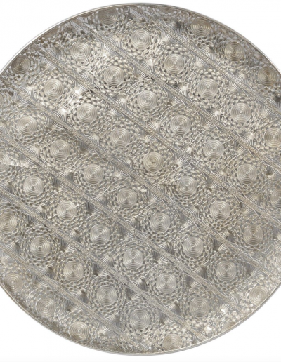 Antique Silver Wall Disc 1000x1000 £130