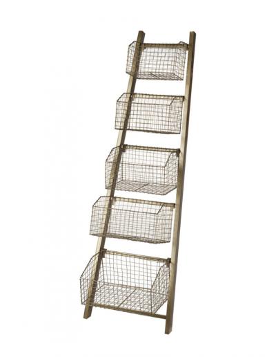Basket Ladder 1620x460 £200