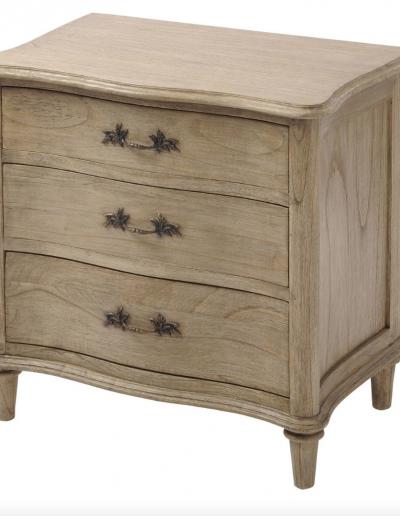 Castille Bedside Cabinet £450