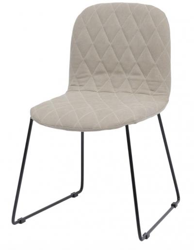 Clifton Cream Fabric Chair £280 Min Order 2