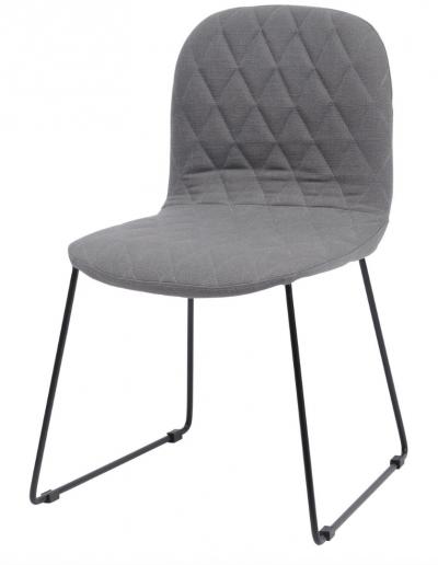 Clifton Grey Fabric Chair £280 Min Order 2