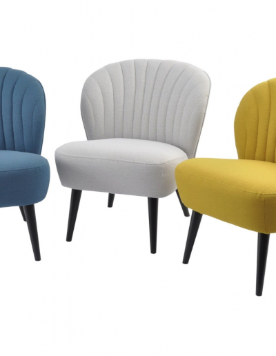 Curve Shell Occasional Chairs £420