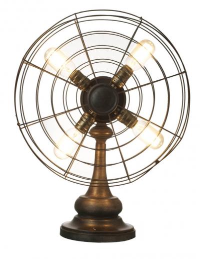Fan Lamp £200
