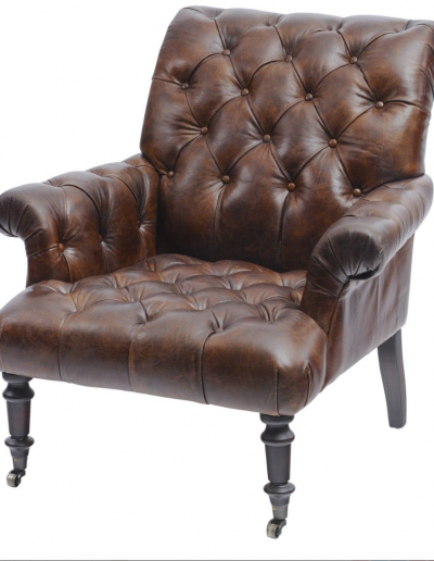 Fitzgerald Leather Armchair £1000