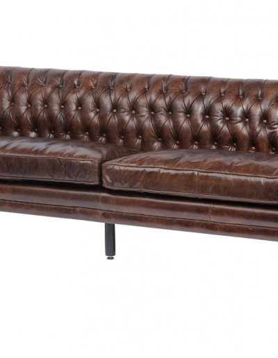 Halcyon Leather Three Seater £2100