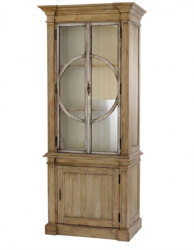 Homestead Glazed Cabinet £1900