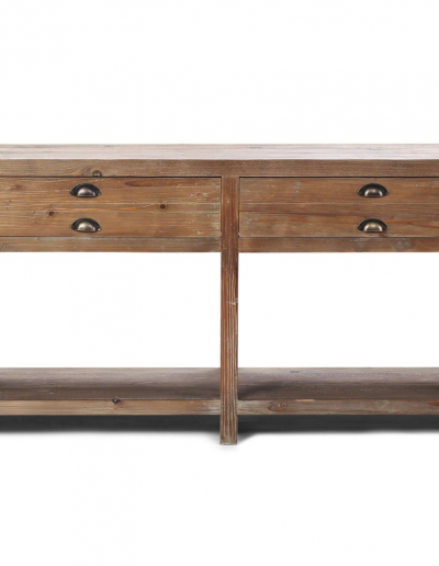 Lowden Salvage Console Table £690