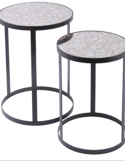 Milana Set of 2 Side Tables £210