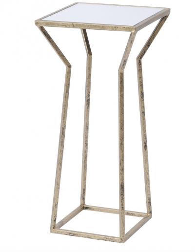 Mylas Side Table Mirror Top £85