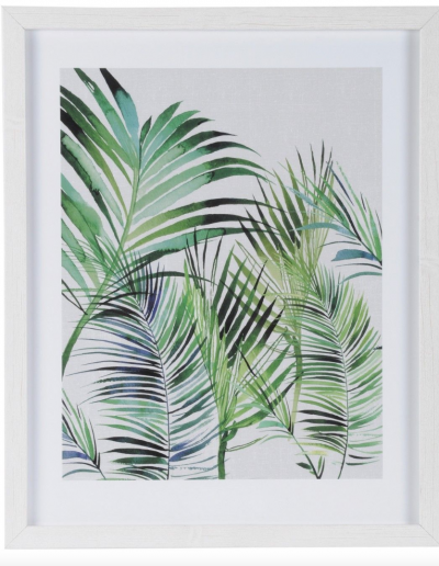Palm Leaves by Summer Thornton 430x530 £119