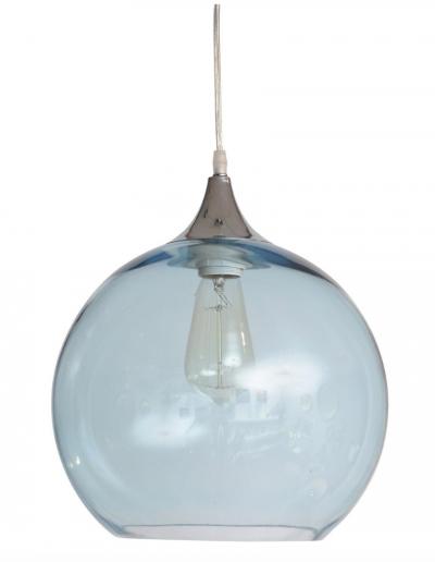 Skyler Pale Blue Buble Pendant £60