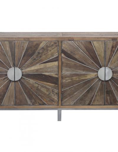 Talquin Elm & Iron Sideboard £1500