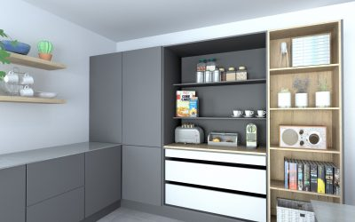 Larders- A kitchen essential