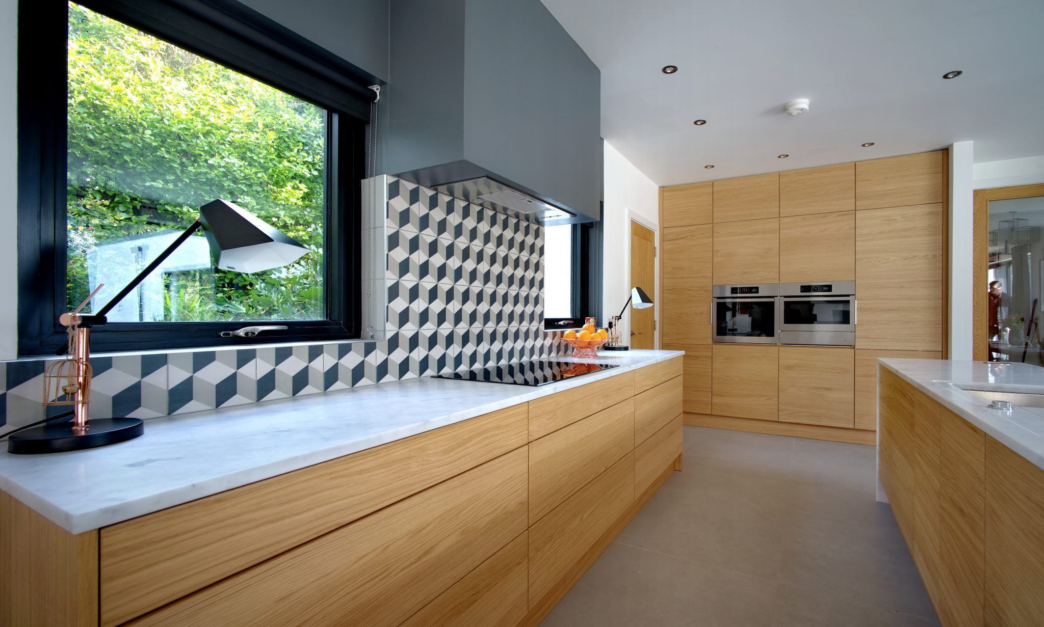Modern Kitchen Showrooms Family Friendly  Adornas Kitchens  Fitted Kitchens In Bangor