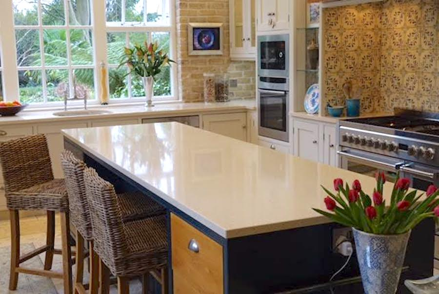 Adornas Kitchens-Cultra Kitchen-Kitchens Bangor-Large Family Home Cultra-Island