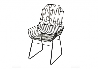 Labyrinth Wire Chair