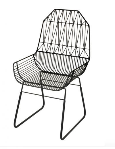 Labyrinth Wire Chair 980x540x510 £210