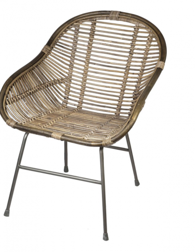 Rattan Chair 865x670x680 £210