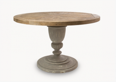 Woodcroft Charcoal Table